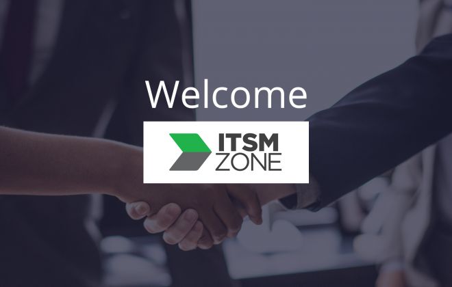 Welcome ITSM Zone as Content Partner