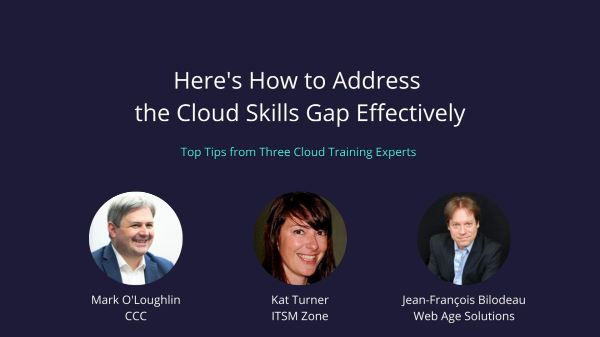 Here's How to Address the Cloud Skills Gap Effectively